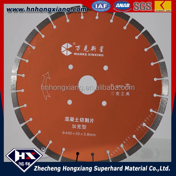 factory supply granite diamond saw blade for portable cutting machine