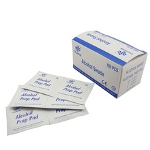 sterile medical gauze pad alcohol swab prep pad isopropyl wipes