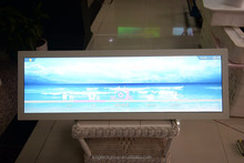 "38""Outdoor Waterproof Hd Small Free Standing Lcd Advertising Display"