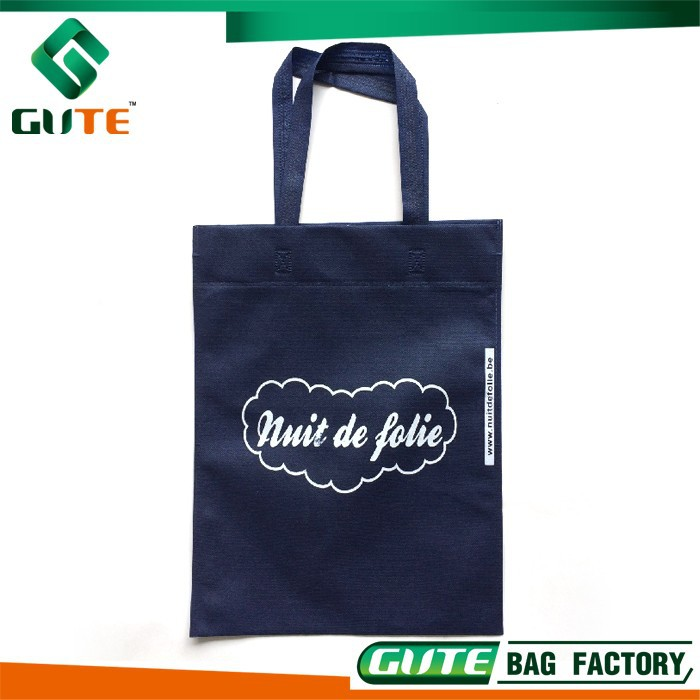 Good Design Eco Friendly Handled Nonwoven Coffee bag for advertising