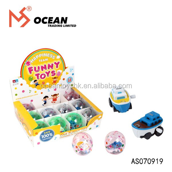 High Quality Dive Toys Plastic Kids Mini Boat For Sale