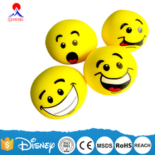 Custom Squishy Smiling Face Lovely Stress Ball