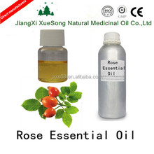 Rose essence oil with 90% Citronellol from rose extract for medicinal and beauty function