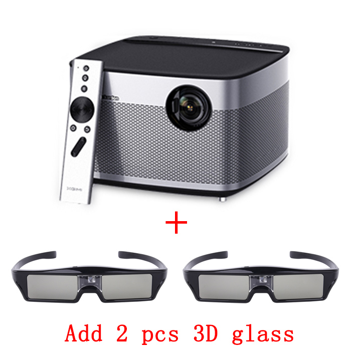 XGIMI H1 4K Projector 300 Inch Full HD 1080P 3D 3GB/16GB Android 5.1 Home Theater No-Screen TV International Edition
