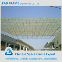 Real Majoy Factory Steel Sheet Roofing System Car Parking Shade