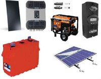 Solar or Hybrid Kit For Hysolated Home