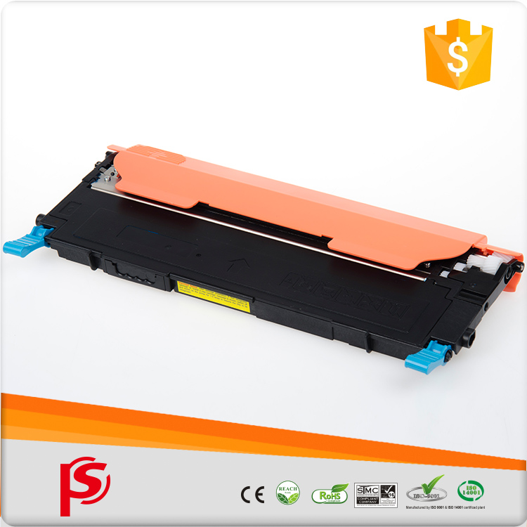 Compatible toner cartridge for printer CLP-320CY 325CY CLT-C407S C4072S for SAMSUNG CLP-320 / 321 / 325 / 326 CLX-3180 / 3185