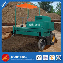 Good quality movable type compost turner machine