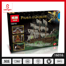 lepin enlighten blocks pirate series 16016 building blocks