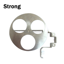 Pushing auto accessories OEM sheet metal product aluminum press parts customized stamping bracket part