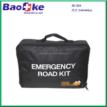 BKK04 Car First Aid kit Survival Kit for 10-20 Persons / All Purpose First Aid Kit / Road Emergency Tool Kit
