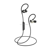 Bluetooth wireless earplug headphones portable bluetooth earmuff earphone BTH099 for running sports
