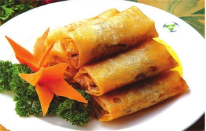 Dim Sum products - Frozen Spring Roll