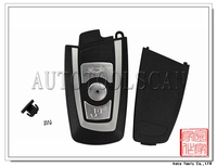 AS006002 New Smart Remote Key Shell with insert blade for BMW 5 series 2011 model