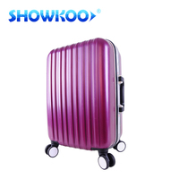 2018 Best sellers Vintage ABS PC Women bags Trolley Suitcase overstock clearance Luggage