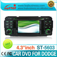 LSQ Star Car Gps Navigation With Gps Navigation System 4.3 Inch Hd Touchscreen For 1999-2004 Jeep Grand Cherokee Dodge Chrysler