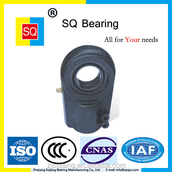 Rod end bearing for hydraulic components GK SK