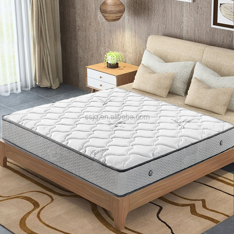 Factory wholesale luxury coconut memory foam mattress top 10 mattress brands
