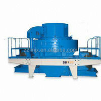 High capacity electricity saving vertical shaft impact crusher for ore