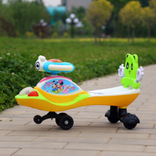 baby walk push car plastic swing car toy for kids 1-3 years