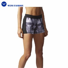 Hot Sale Custom Wholesale Booty Running Women Compression Shorts