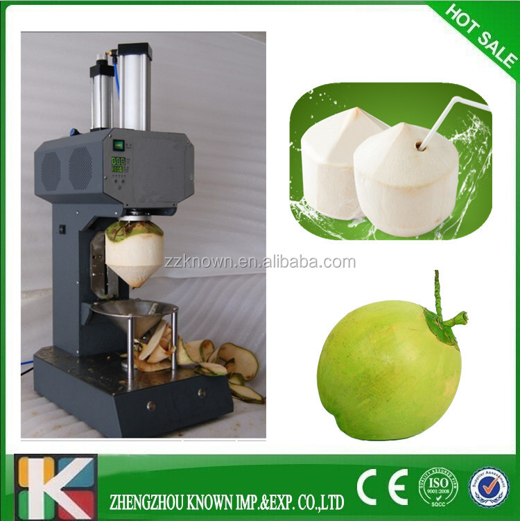 coconut machine
