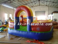 mini jumping castles inflatable commercial/inflatable air castl playground KKC-L195