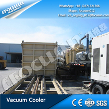 Vegetables Hydro Vacuum Cooler (0.5~8.0Ton/Cycle) as Pre-Cooling Machine