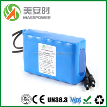 China Wholesale Electronics 18650 lithium battery of 12v deep cycle with BMS