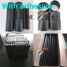 Medium wall Grounding transformer heat shrink tube with adhesive