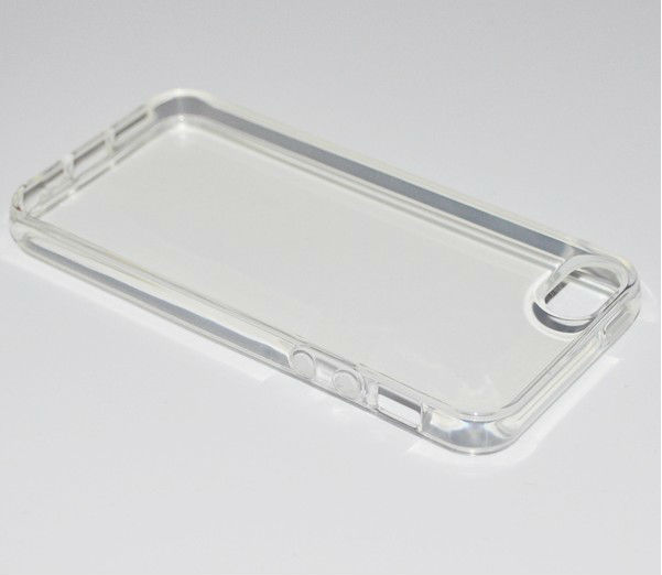 New !!! For iPhone 5 Super Thin Clear Transparent Crystal Soft Case