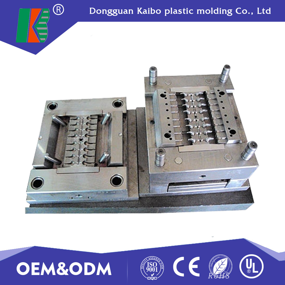 china company molded plastic mold for plastic components