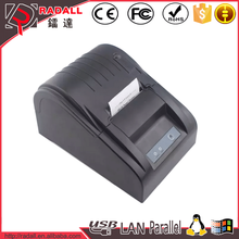 5890T bill printing machine pos58 usb 58mm Thermal receipt PosMini printer easy to use cheap price