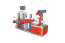 60 Two Noses Paper Tube Making Machine