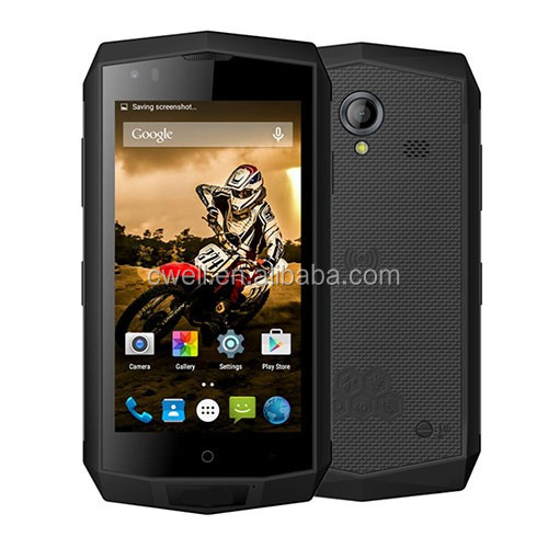 Diamond X16 Qi FDD 4G LTE US or EUROPE Network IP68 Waterproof Rugged Smartphone Android 5.1 NFC SOS OTG Wireless charging