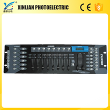DMX 512 Controller Guangzhou High Quality Cheap 192 Channel DMX512 DJ Disco Light Controller Console