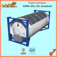 20ft T50 LPG Gas Tank Container