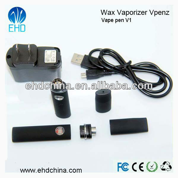 electronic cigarette Buddy E-lipcigs with big vapor ago dry herb vaporizer