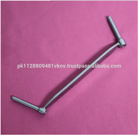 OR Grade Double Drill Sleeve 2.5 & 3.5 MM Orthopedic Instruments
