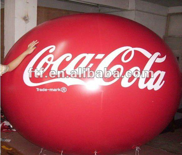 China Inflatable Large Helium Balloon Manufacturer