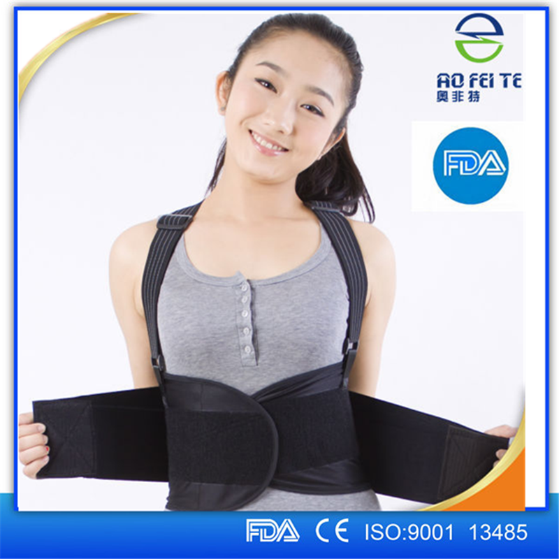Adjustable Sport & Medical Waist Support/Waist Band/Back&Lumbar Support AFT-Y001