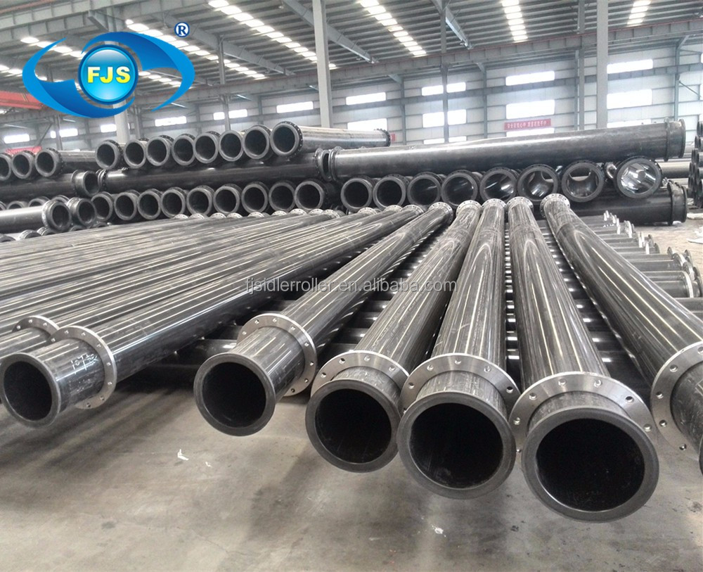 Reliance facoty price sand dredging PN10 full form DN200mm HDPE pipe