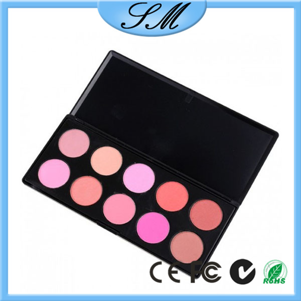Cheap Makeup Palettes 10 Color Blush Palette Makeup Palette - Buy 10 Color Blush Palette10 ...