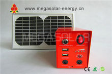 5w solar home lighting kit manufacture