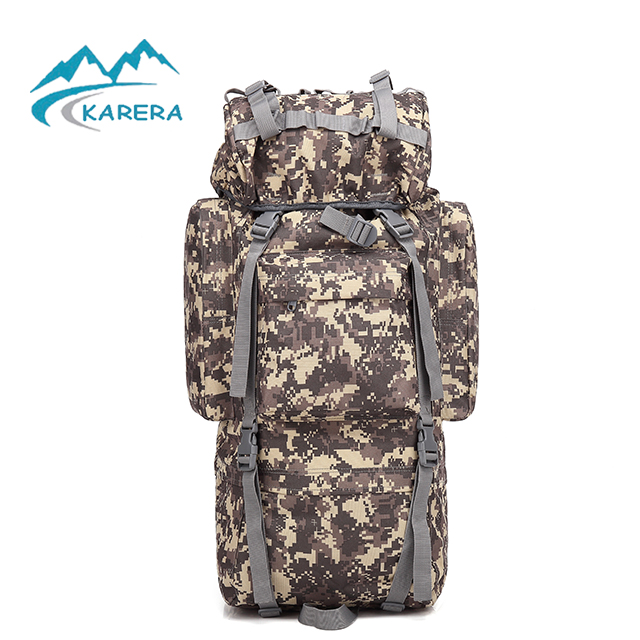 Outdoor Sport Military Mountaineering Bag Camping & Hiking Travel Backpack