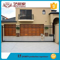 security gate for patio doors,sliding door grill design,gete color design for sale