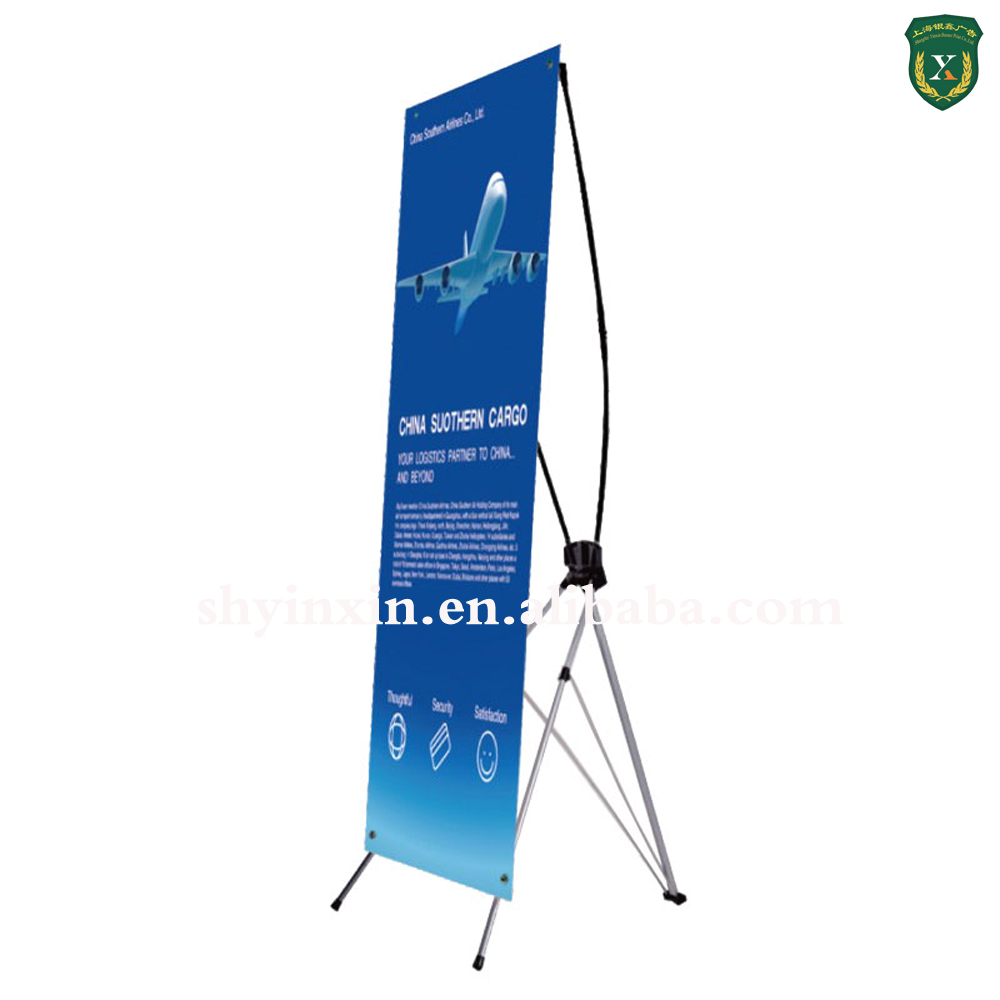 pop up display stand / X stand