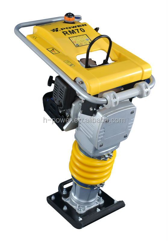 Hot seller!!!Honda GX100 engine with the best price.Tamping Rammer RM70H