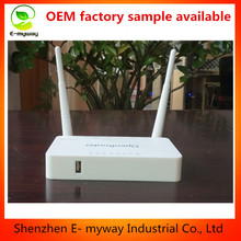 Soho Application and 3 LAN Ports 500mW high power wifi router