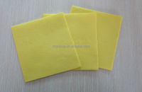 hot high quality bamboo fiber needle punched resuable nonwoven technics kitchen cloth roll